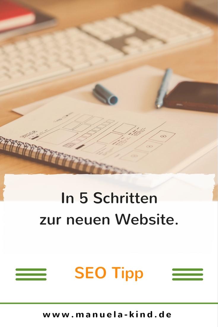 SEO beim Website Relaunch