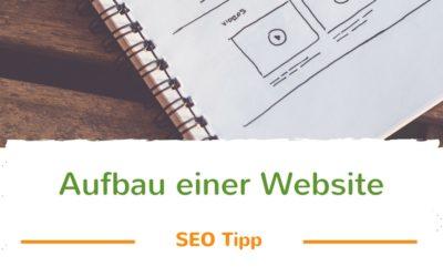 Aufbau einer Website