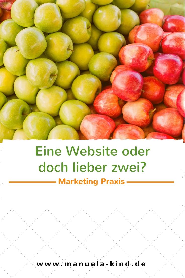 Wie viele Website brauchst du?