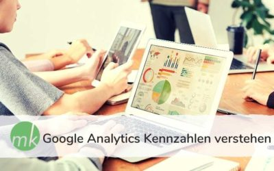 Google Analytics Kennzahlen verstehen