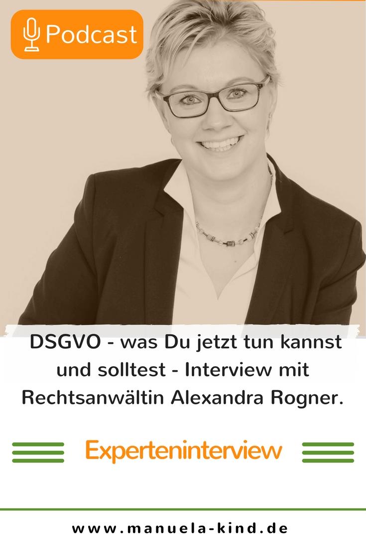 DSGVO - Was ist zu tun?
