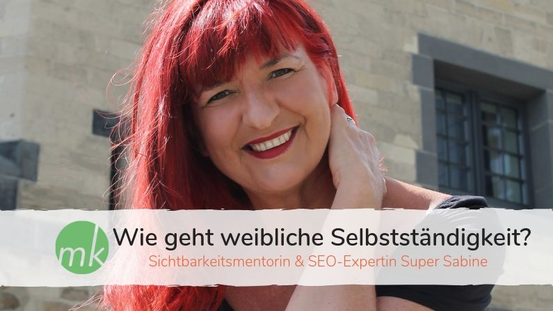 Interview mit Sabine Krink