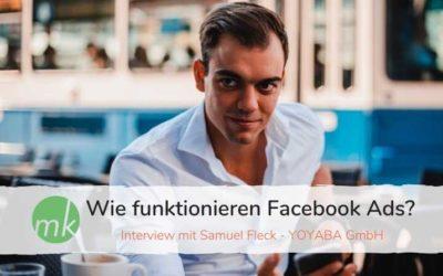 Tipps zu Facebook Anzeigen von Samuel Fleck