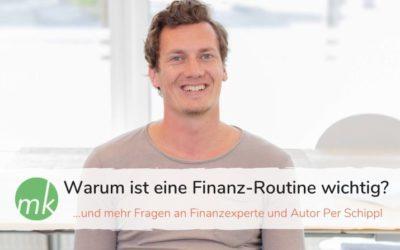Interview mit Per Schippl von geldverstehen.de
