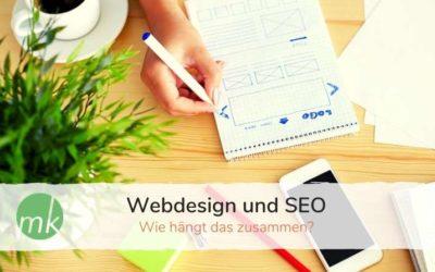 Webdesign und SEO – wie hängt das zusammen?